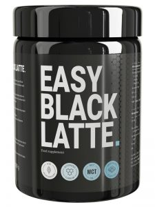 Easy Black Latte